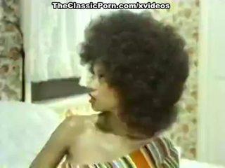 Ebony vintage fuck