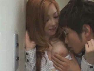 Japonesa adolescente joder en escuela vídeo