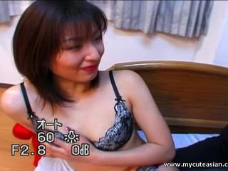 Smut Looking Asian Honey Felt Out