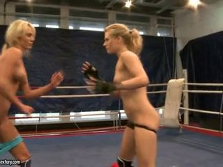 Laura crystal and michelle soçniý fighting exposed