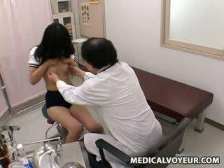 Istudyante doktor examination sp.