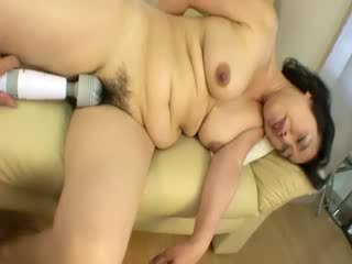 Hard babe cock and asian milfs go well together very well