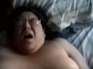Gemuk amatur matang isteri fucked dan taped oleh beliau suami video