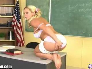 Bree olson hot school masturbation