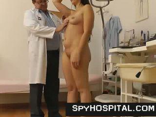 膣, 隠しカメラ, 医師, 隠されたカム