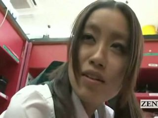 Subtitled 日本 店 公 nudity bottomless 口交
