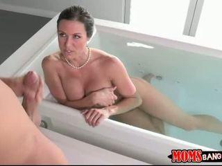 Giselle Mari and Kendra Lust ffm 3some