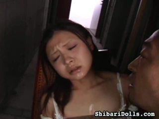 Asiatique porno porno movs à partir de shibari dolls
