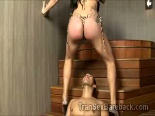 hetro perv goes Crazy with hot Booty fucking fucking fucking Tgirl Juliana Souza