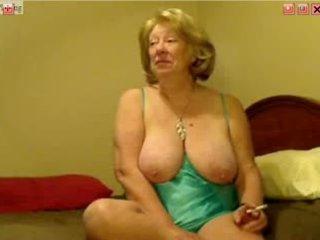 mature webcam granny fucked