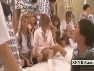 Subtitles jap school girls sexual truth or dare