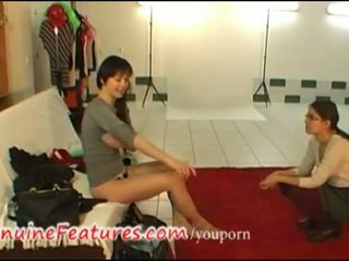 you brunette clip, great student posted, full slim