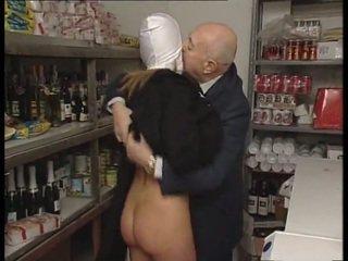 נזירה & מלוכלך ישן אדם. לא סקס
