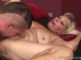 Oma seks compilatie