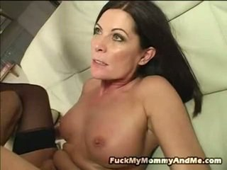 Magdalena Is A Sleaze Mature MILF Who Gave Birth To A Awesome Sweetie Named Elizabeth. They Answered An Ad We Put Online For A Porn Photoshoot And Came Ready For Anything. Mom Is A Bit Of A St