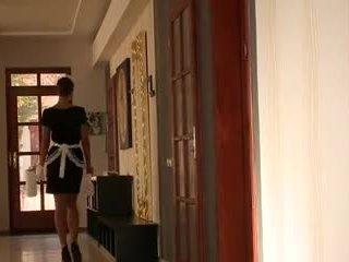 Anal housemaid