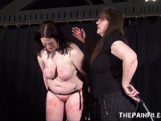 chubby, torture, bbw