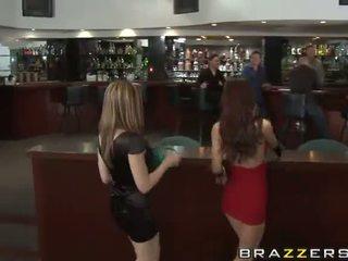 lesbian, karlie montana, paris kennedy