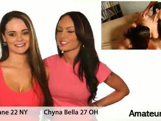 Chyna bella e tessa lane sexo