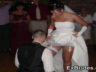 Reaalne kuum amatöör brides!