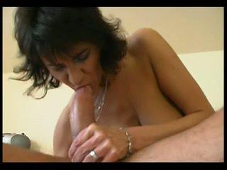 Floppy Tits Hairy Mom