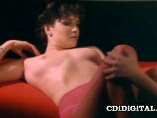 Pamela jennings & josephine carrington retro seks