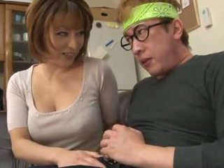 Adorable And Spicy Chinese Reiko Kagami Giving A Horny Lick