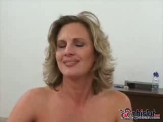 Autumn has a pink Booty fucking from the spanking she got