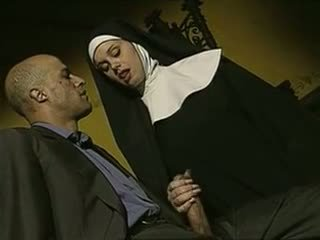 sensual, desagradável, italiano, nuns