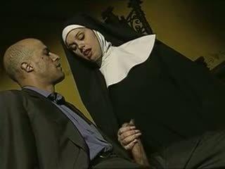sexy, urât, italian, nuns