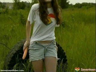 किशोर की उम्र, हस्तमैथुन, योनि