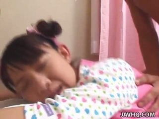 Young Oriental Teen Bumped Hard Uncensored Vid