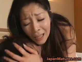 Ayane asakura 成熟した 日本語 女性 gets part1