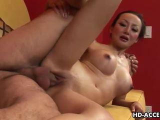 brunette, bigtits, ass fucking, big tits