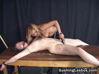 lesbian sex, lesbian, bdsm