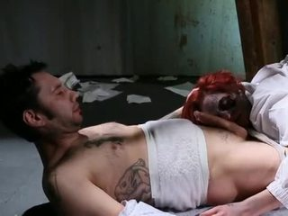 The Walking Dead - Zombie Blowjob.