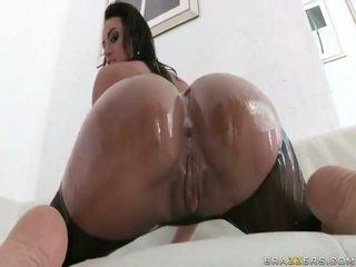 Luscious porno žvaigždė franceska jaimes didelis šikna pounded