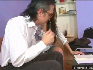 fucking, student, hardcore sex, oral sex