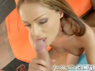 Sophie lynx gets dubur fucked dan swallows air mani