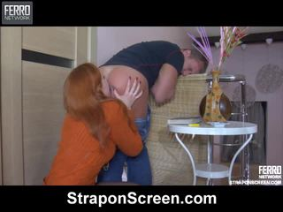 Salome και adrian furious strapon δράση