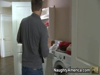 Laga inte becca blossom washing maskin men henne quim