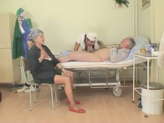 Old Farts Old Young Amateur Blowjob Hardcore Nurse