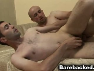 gay, barebacked, barebacking, gay blowjob