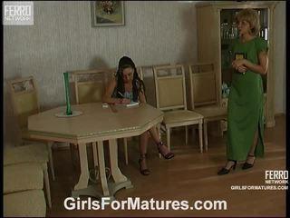 Esther and frieda ýaşy ýeten lesbi movie action