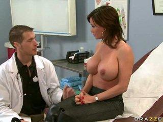 Lääkäri täytyy ottaa a katso at sinun emättimeen