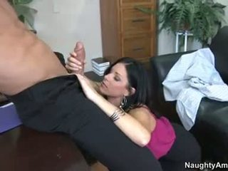 Schlong Paramour InDia Summers Sticks A Lucky Man's Sausage In That Guyr Mouth And Loves It