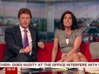 Susanna reid mängimine koos seks mänguasjad edasi breakfast tv