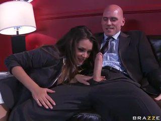 الجنس المتشددين أفضل, ديكس كبيرة, اللسان