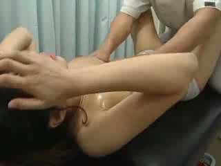 Spy doll climax Massage