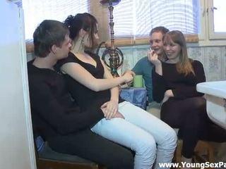 Unstoppable groep seks actie